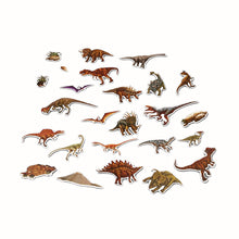 Load image into Gallery viewer, Dinosaurs Magnetic Tin Playset