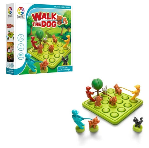 Smart Games Walk The Dog / 帶狗狗去散步