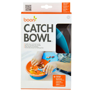 Boon Spill Catcher Baby Bowl, best for Toddlers, BLW 防漏吸盤碗, 加固必備, BPA free