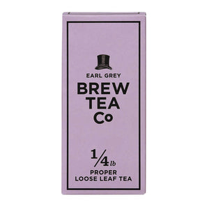 EARL GREY - LOOSE LEAF TEA