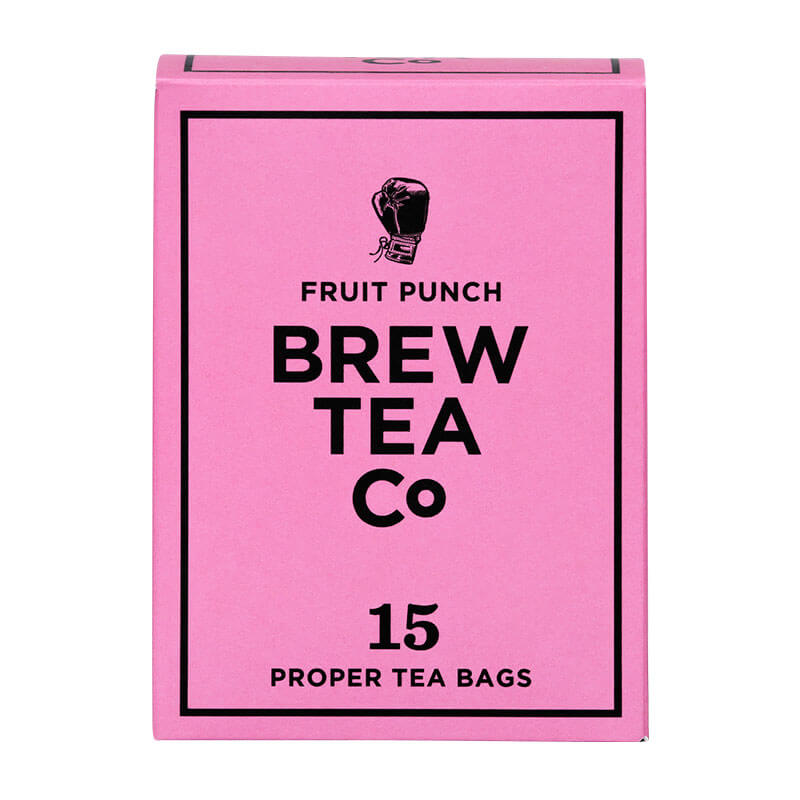 FRUIT PUNCH - PROPER TEA BAGS