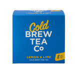 COLD BREW - TEA BAGS: LEMON & LIME ICED TEA