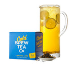 COLD BREW - LOOSE LEAF: LEMON & LIME ICED TEA