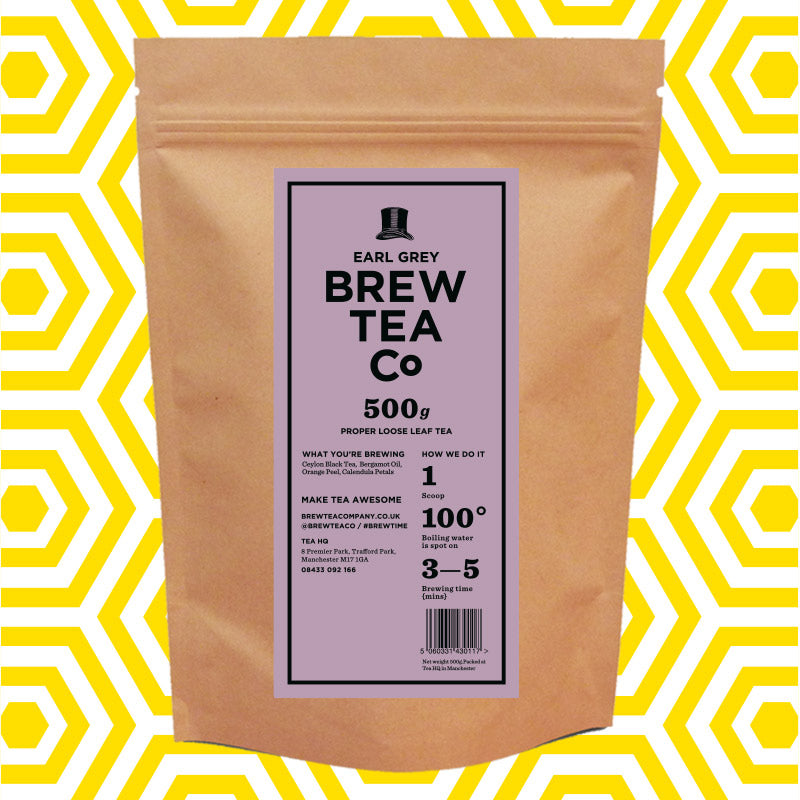 COLD BREW - EARL GREY