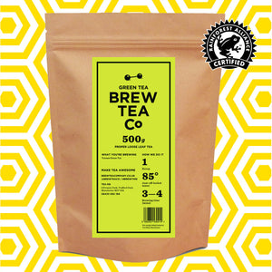 COLD BREW - GREEN TEA