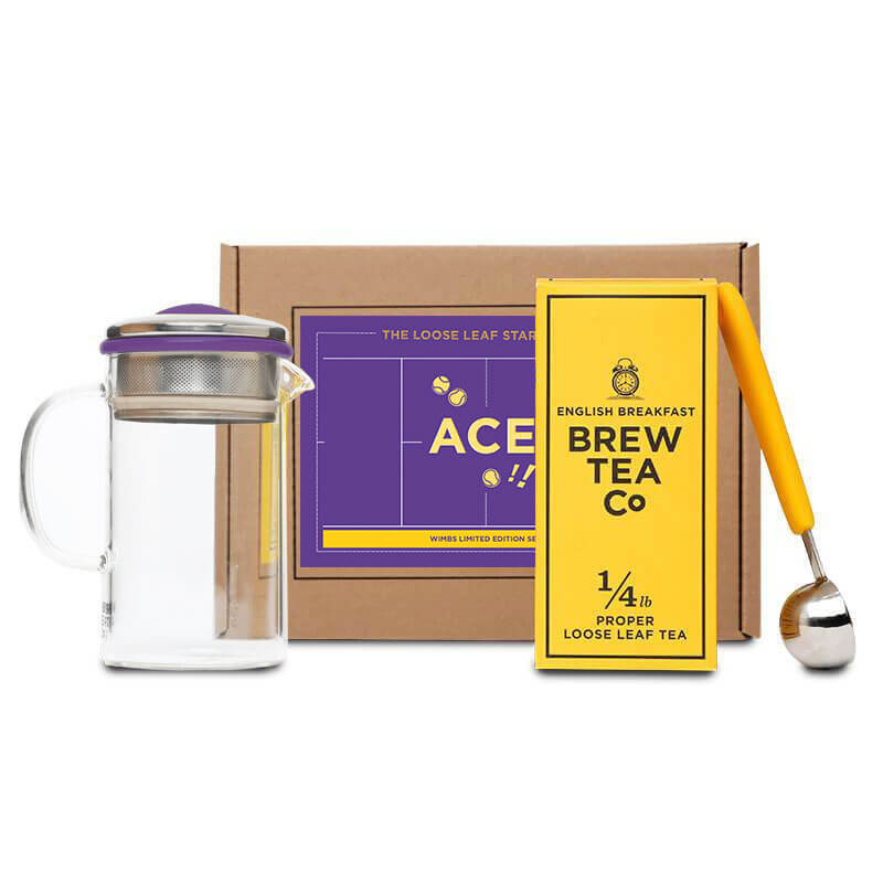 LOOSE LEAF STARTER KIT {ACE!}