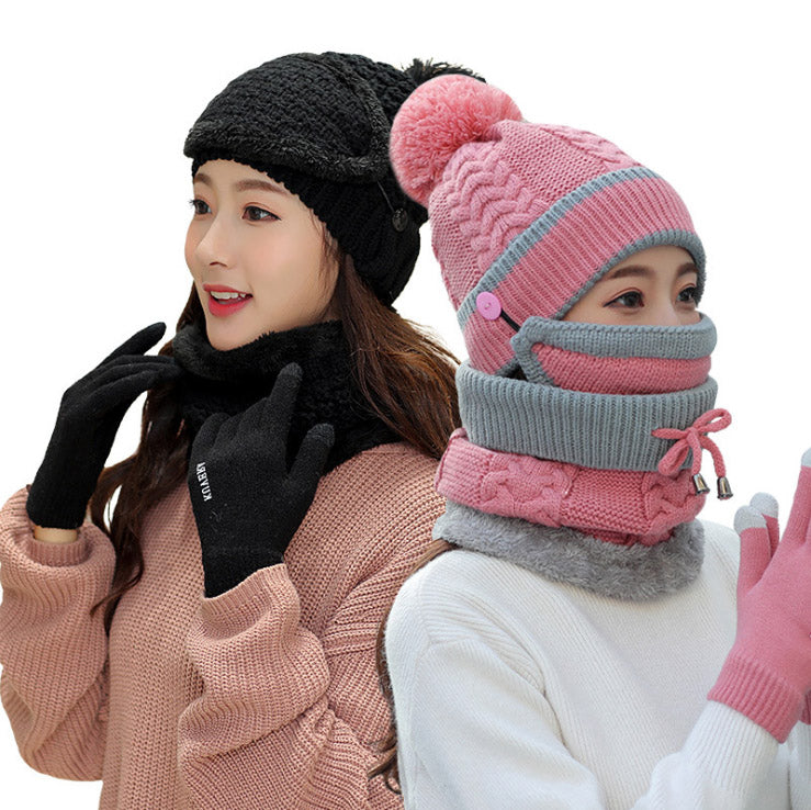 Winter Warm 4 Piece Set FREEE SHIPPING
