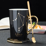 Astro Drinkware 12 Constellations Ceramic Porcelain Mug