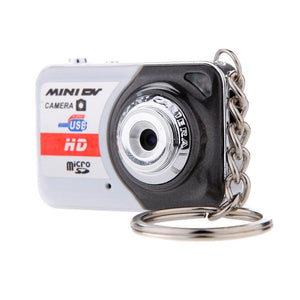 Mini HD Key Ring Camera