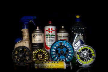 How to Clean and Lube a Fly Fishing Reel