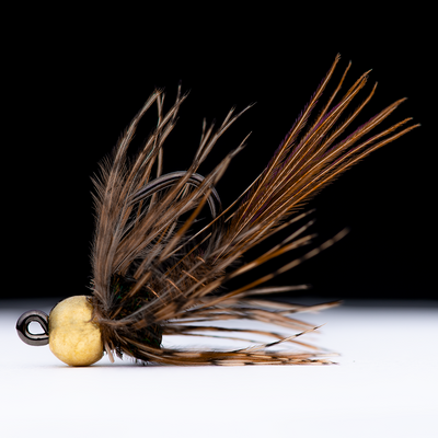 Soft Hackle Pheasant Tail Tungsten Nymph