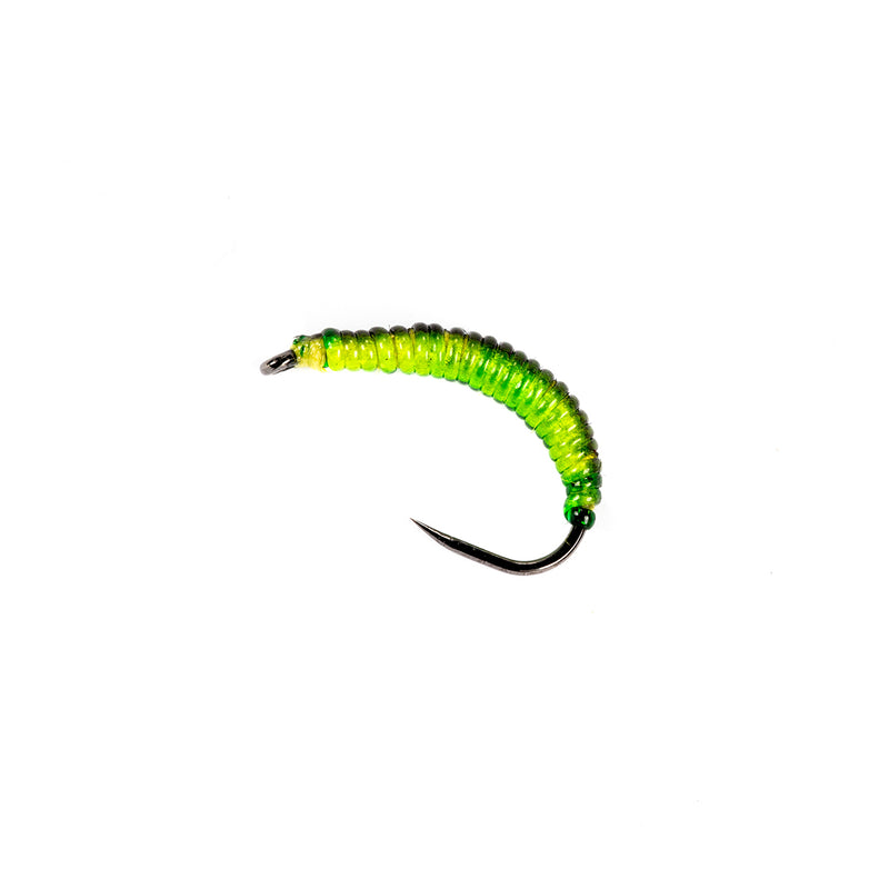 D Rib Caddis Larvae Fly Fishing Flies
