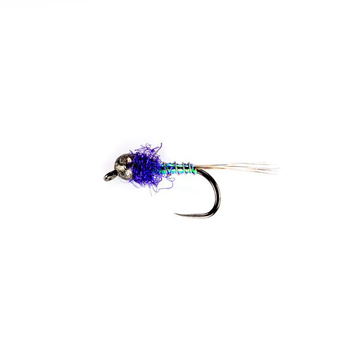 Tungsten Trout Nymph Purple