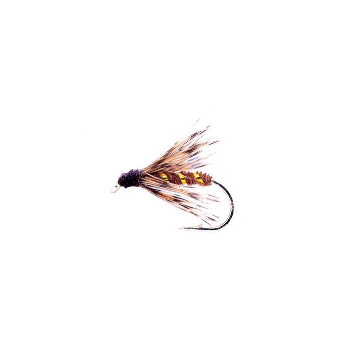 Sparkle Soft Hackle Brown