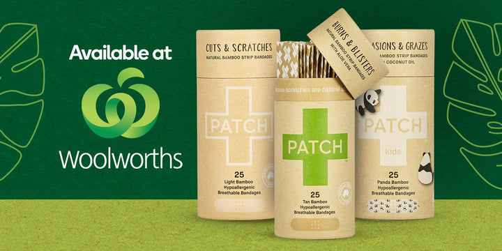Patch hits Woolworths shelves
