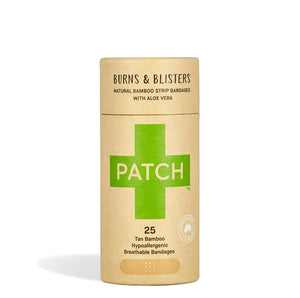 PATCH Aloe Vera - Natural bamboo strip bandages