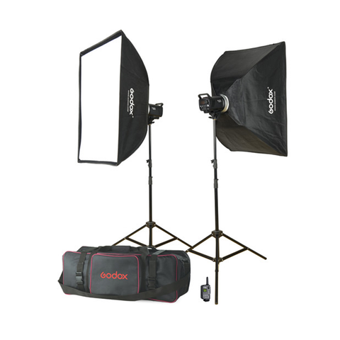 Kit completo de 2 Flash - MS-300-F