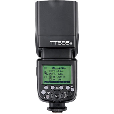 Flash de zapata TTL  - TT685