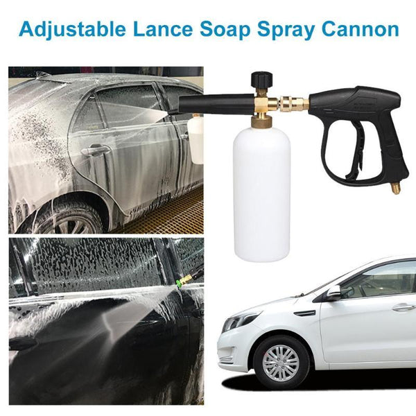 High Pressure Soap Foamer Car Washing