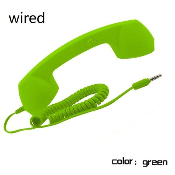 Wireless Retro Telephone Handset