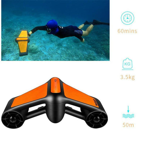 Trident Electric Underwater Scooter