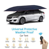 Portable Car Umbrella