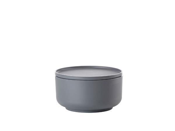 Bowl Vorratsdosen Peili cool grey - P U R V I D A