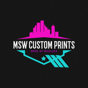 MSW CUSTOM PRINTS
