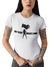 LADIES I LOVE MSW T-SHIRT
