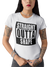 LADIES STRAIGHT OUTTA SHAPE T-SHIRT