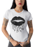 LADIES LIPS T-SHIRT