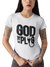 LADIES GOD PLUG T-SHIRT