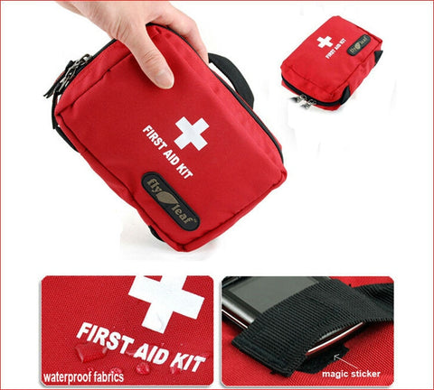 First Aid Kit Bag - Mozils
