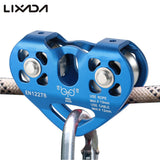Rock & Ice Climbing Aluminum Alloy Speed Pulley - Mozils