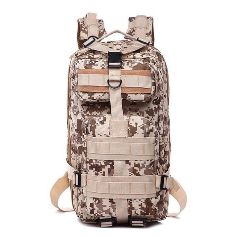 25L Tactical Army Backpack - Mozils