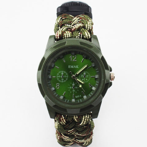 Multi-functional Watch Survival Watch - Mozils
