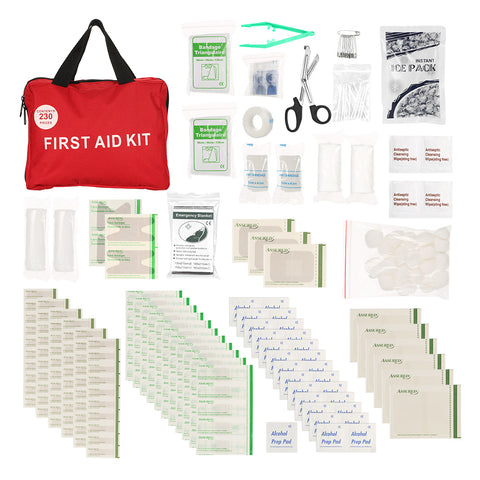 Handy First Aid Kit - Mozils