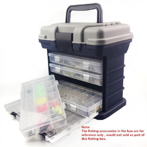 Fishing Tackle Box - Mozils