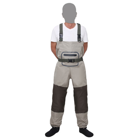 Breathable Chest Waders - Mozils