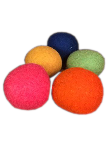Dryer balls set of 5