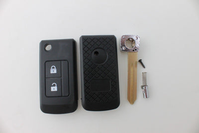 Subaru Forester/Impreza/Liberty/Outback Remote Car Flip Key Blank Shell/Case