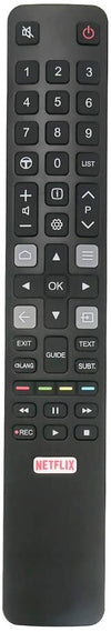 Replaced backup Remote Control RC802N YAI1 Suits for TCL C2 SERIES