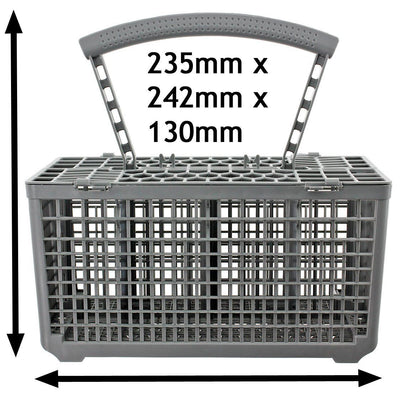 Dishwasher Cutlery Basket For LG LD-1420T2 LD-1420W2 LD-1421T2 LD-1421W2 Cage