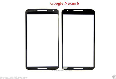 Outer Front Glass Screen Replacement Frame For LG Google Nexus 5 Moto Nexus 6