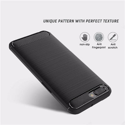 For OPPO R15 Pro Soft TPU Heavy Duty Shockproof Case Cove
