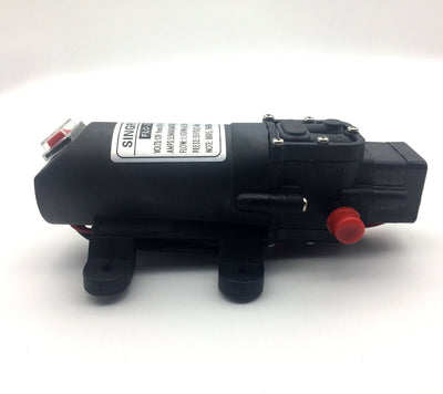 12v Water Pump 4.3LPM Pressure ON/OFF Switch Singflo Self Priming Boat Caravan