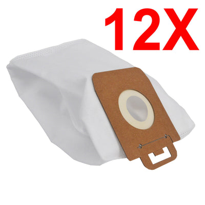12X Vacuum Cleaner Bag For Nilfisk Select Comfort 107403227 128389187 1470416500