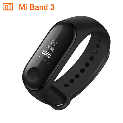 Xiaomi Mi Band 3/2 Smart Wristband Bracelet OLED Touch Screen 50m Waterproof