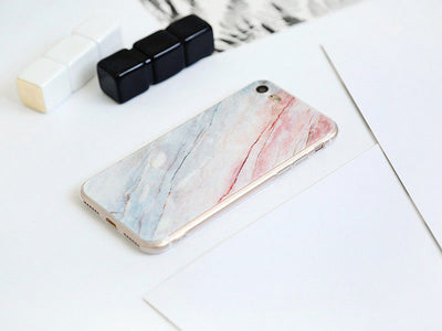 OPPO R11s R15 F1S A57 A73 A77 Case Marble Pattern Soft Jelly Phone Cover