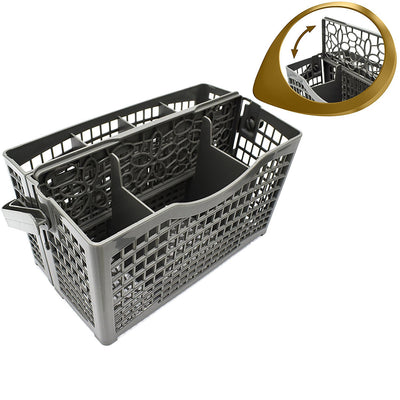 Dishwasher Cutlery Basket For Fisher & Paykel DW60CEX1 - 80752 DW60CEW1 - 80786